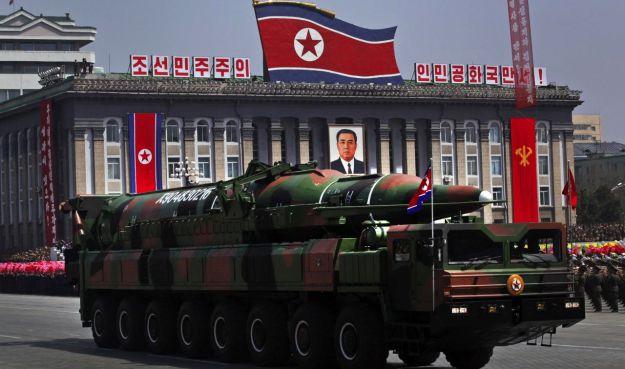north-korea disarmament