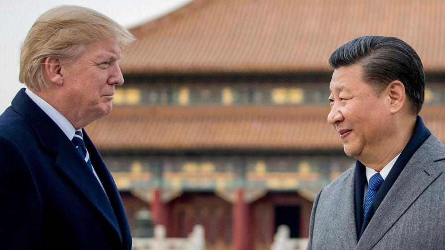 Trump Trip China