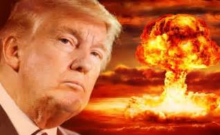 Trump Warmonger