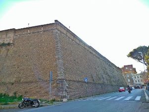 Pope's Wall