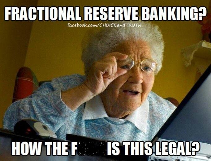 fractional reserve banking II