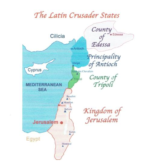 Crusader States
