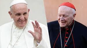 Bergoglio McCarrick
