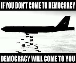 Democracy Bombing II