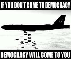 Democracy Bombing II