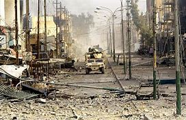 US Destruction of Iraq