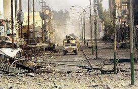 US Destruction of Iraq