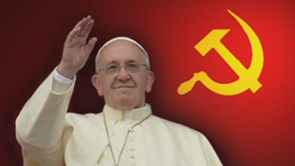 Bergoglio Marxist